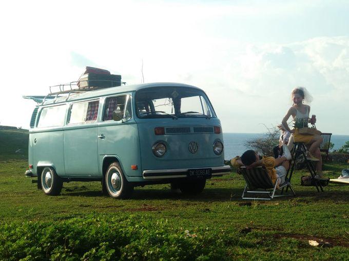 Blue Classic Car by Bali Classic Community - 008