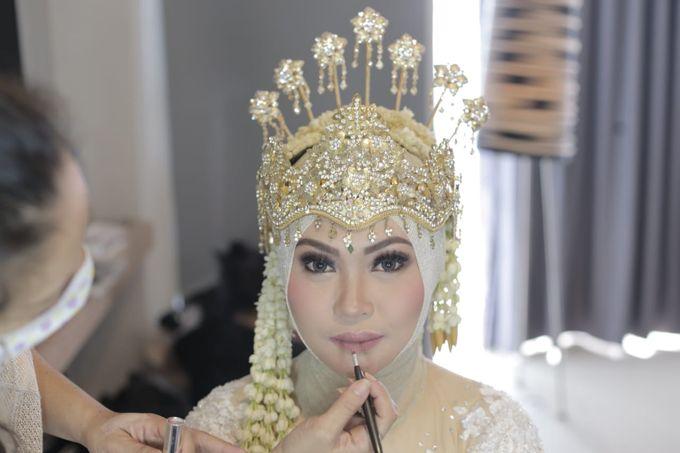 Sunda Siger Hijab by Arum Ndalu Sanggar Rias Pengantin - 008