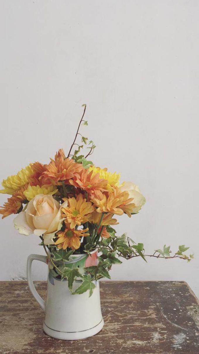 Eid Fitri Floral Arrangements by Hana Seserahan - 001