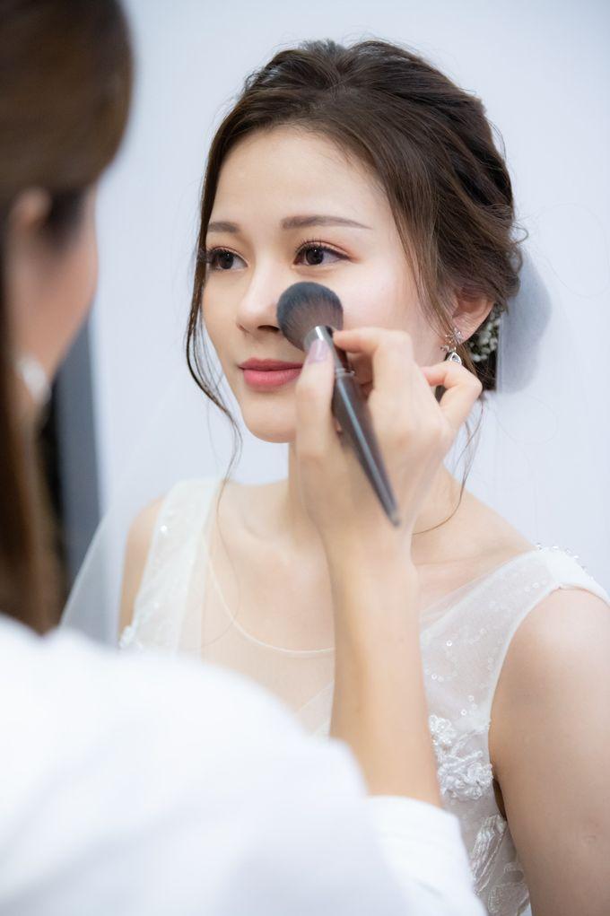 Bride Jasmine ❤️ by Shino Makeup & Hairstyling - 002