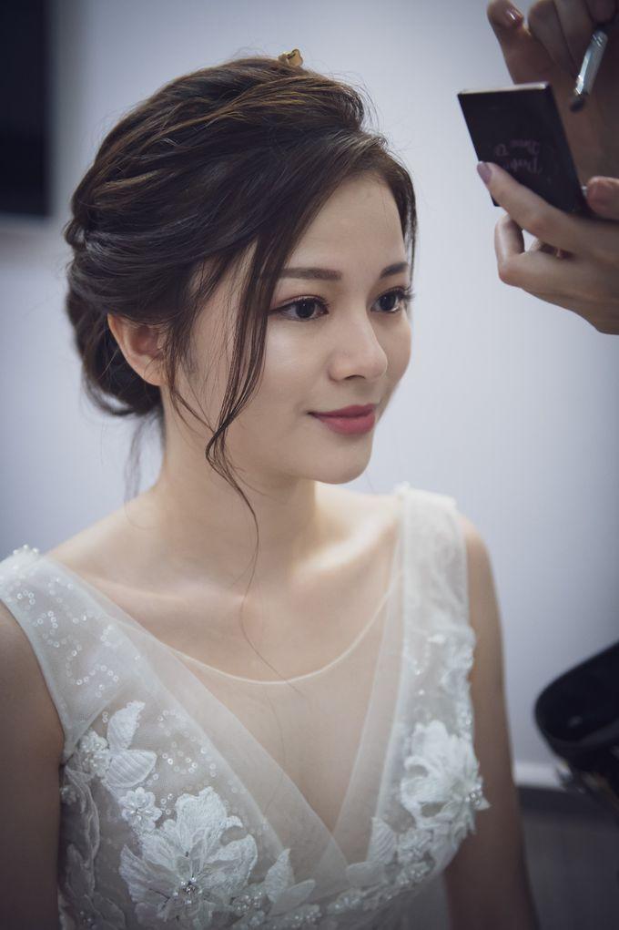 Bride Jasmine ❤️ by Shino Makeup & Hairstyling - 001