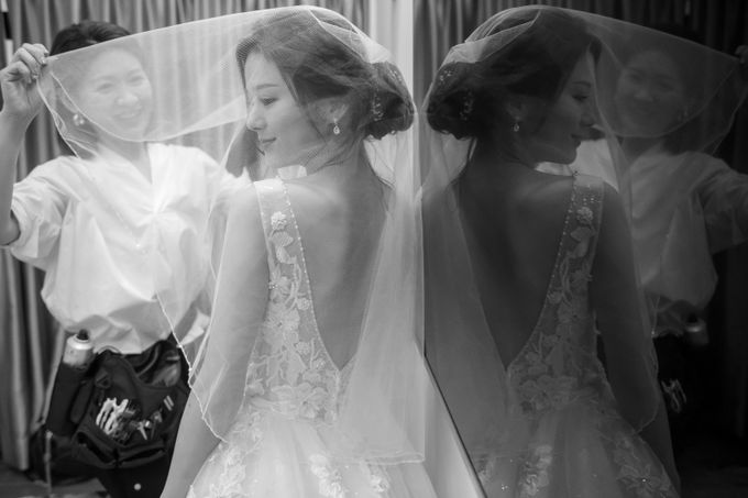 Bride Jasmine ❤️ by Shino Makeup & Hairstyling - 003