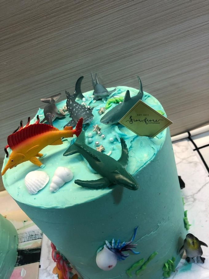 Birthday Cake Party by FIOR FIORE Patisserie - 001