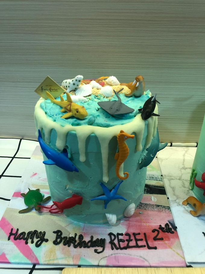 Birthday Cake Party by FIOR FIORE Patisserie - 005