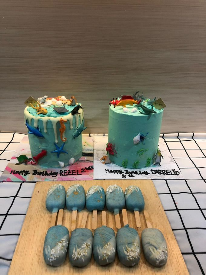 Birthday Cake Party by FIOR FIORE Patisserie - 003