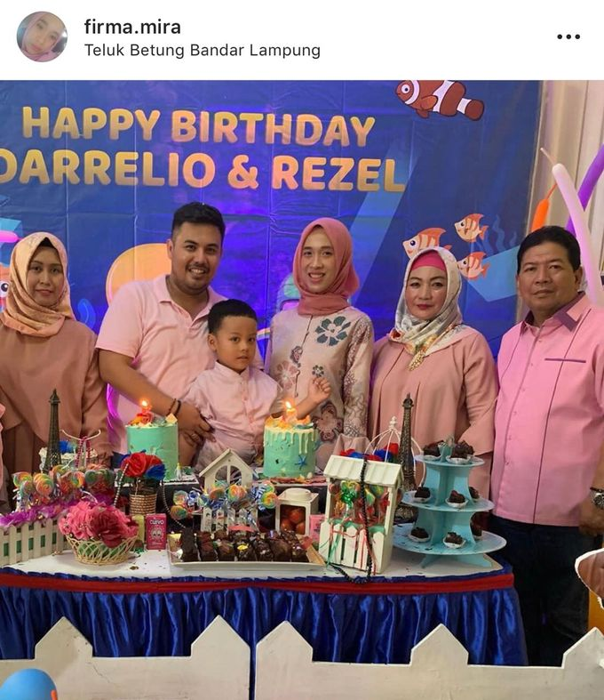 Birthday Cake Party by FIOR FIORE Patisserie - 004