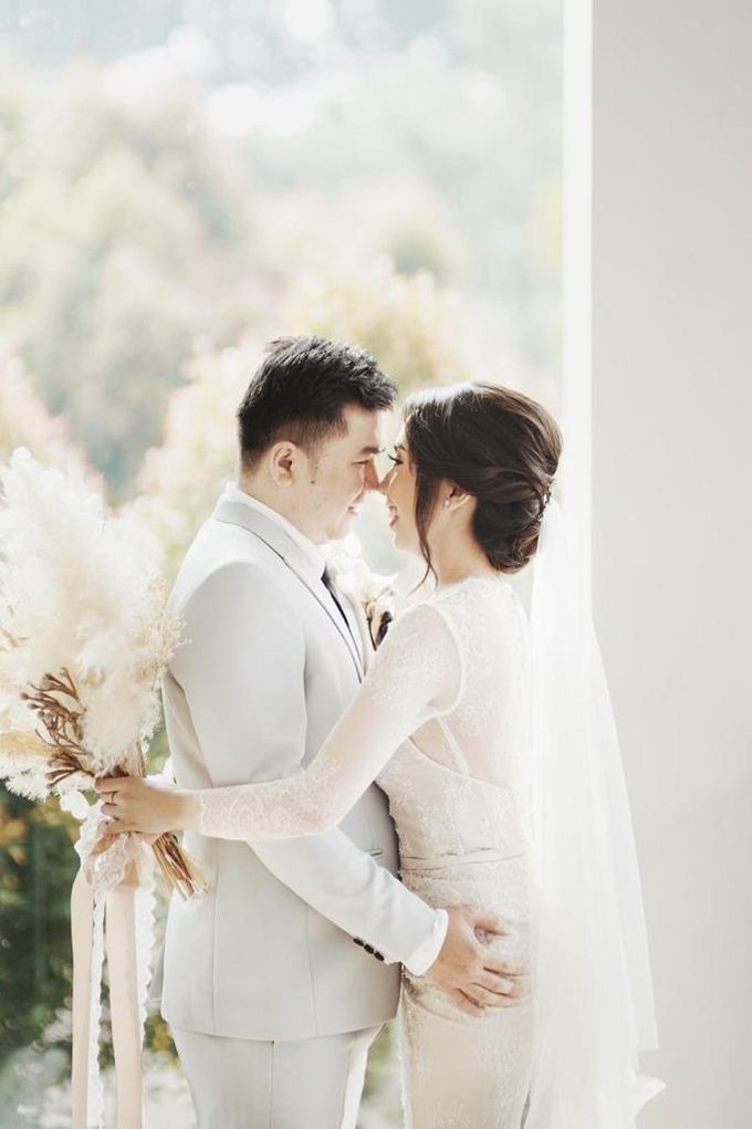 Sonny & Nancy Wedding Day by KYRIA WEDDING - 009
