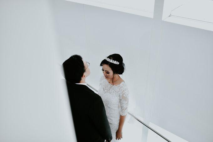 Tri & Rangga's Wedding by akar photography - 004