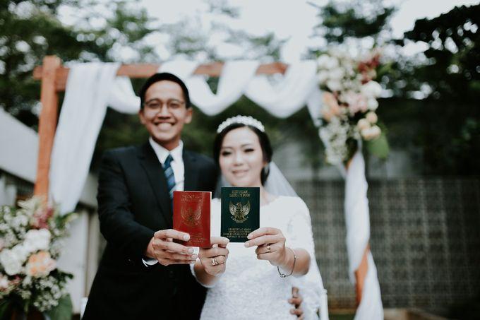 Tri & Rangga's Wedding by akar photography - 001