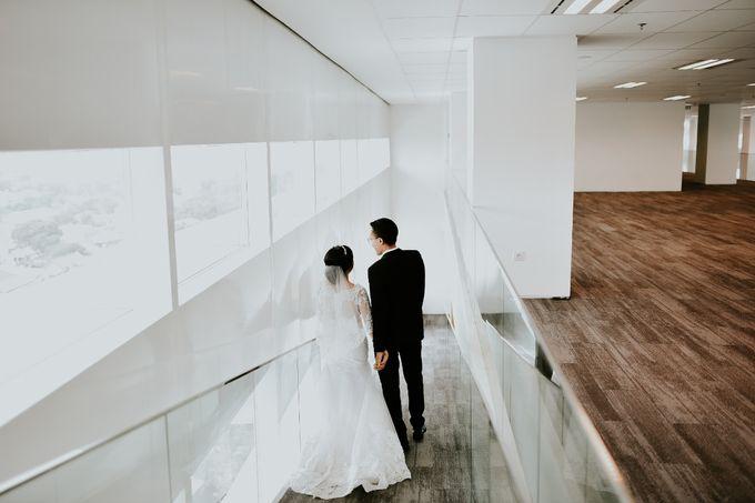 Tri & Rangga's Wedding by akar photography - 002