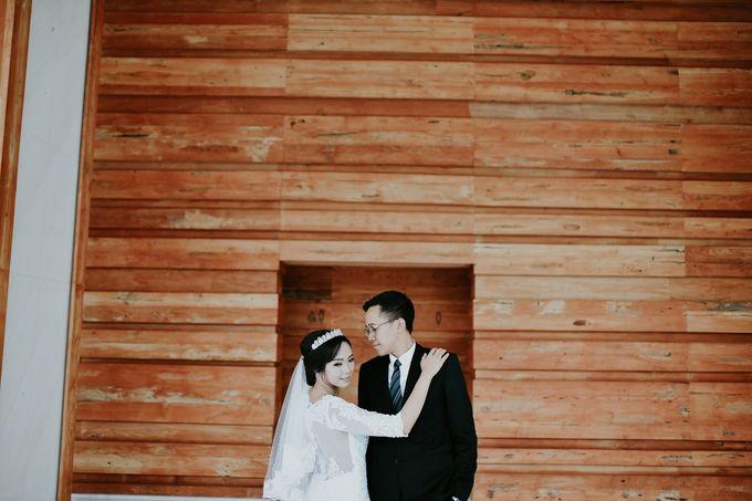 Tri & Rangga's Wedding by akar photography - 008
