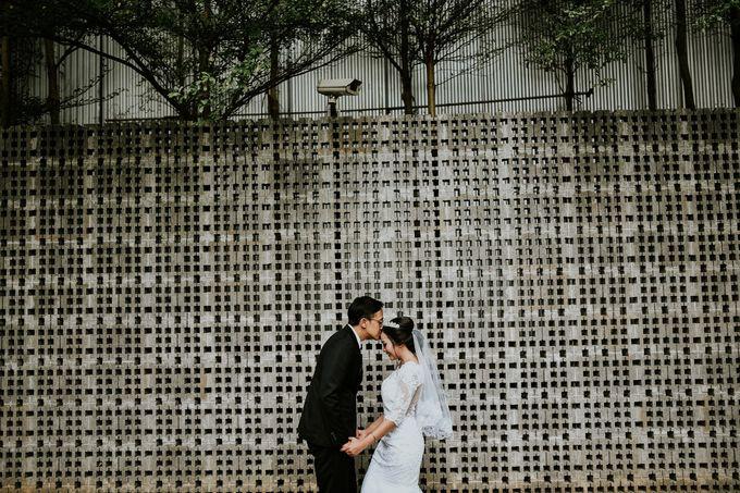 Tri & Rangga's Wedding by akar photography - 014