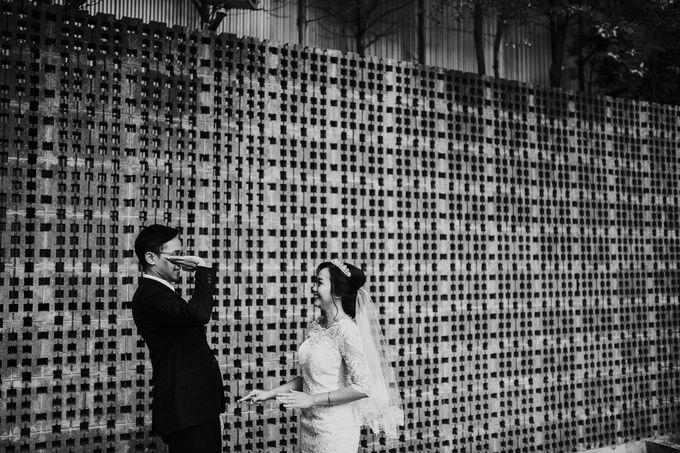 Tri & Rangga's Wedding by akar photography - 012