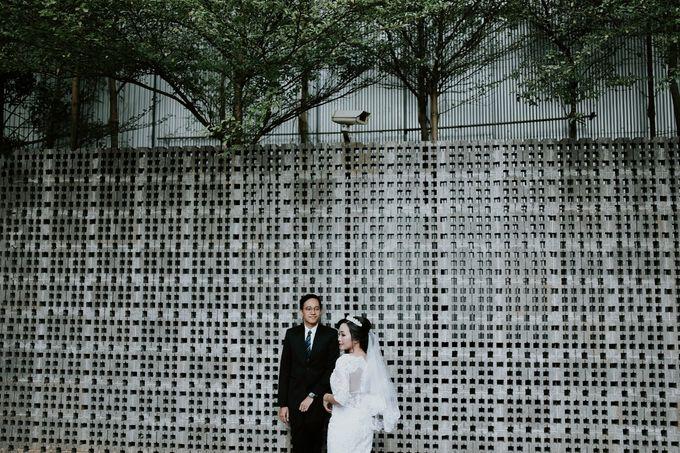 Tri & Rangga's Wedding by akar photography - 013