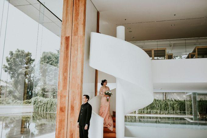 Tri & Rangga's Wedding by akar photography - 009