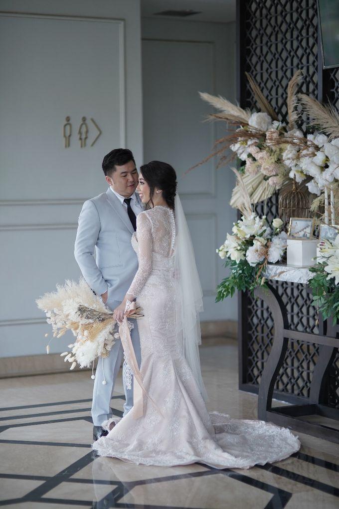Sonny & Nancy Wedding Day by KYRIA WEDDING - 003