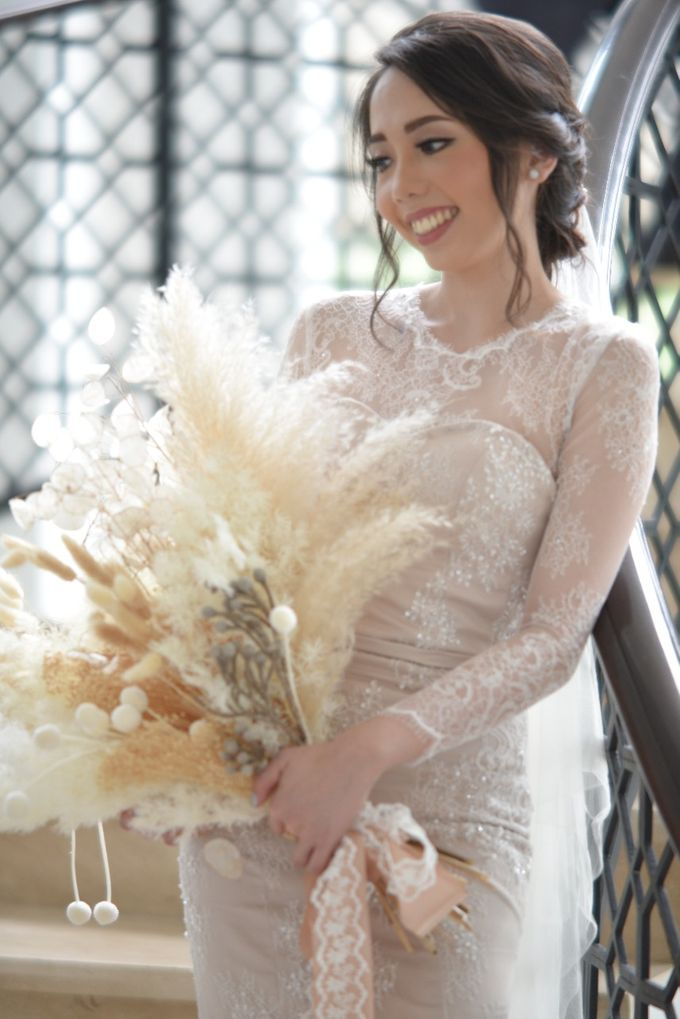 Sonny & Nancy Wedding Day by KYRIA WEDDING - 004