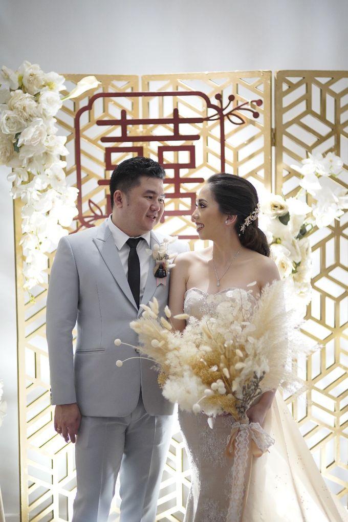 Sonny & Nancy Wedding Day by KYRIA WEDDING - 005