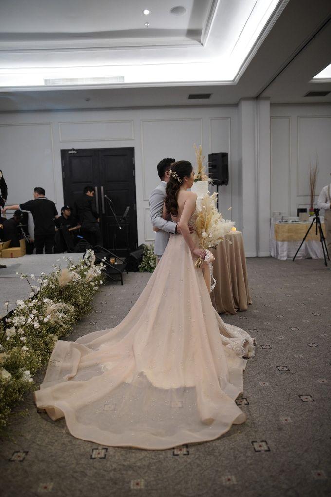 Sonny & Nancy Wedding Day by KYRIA WEDDING - 006