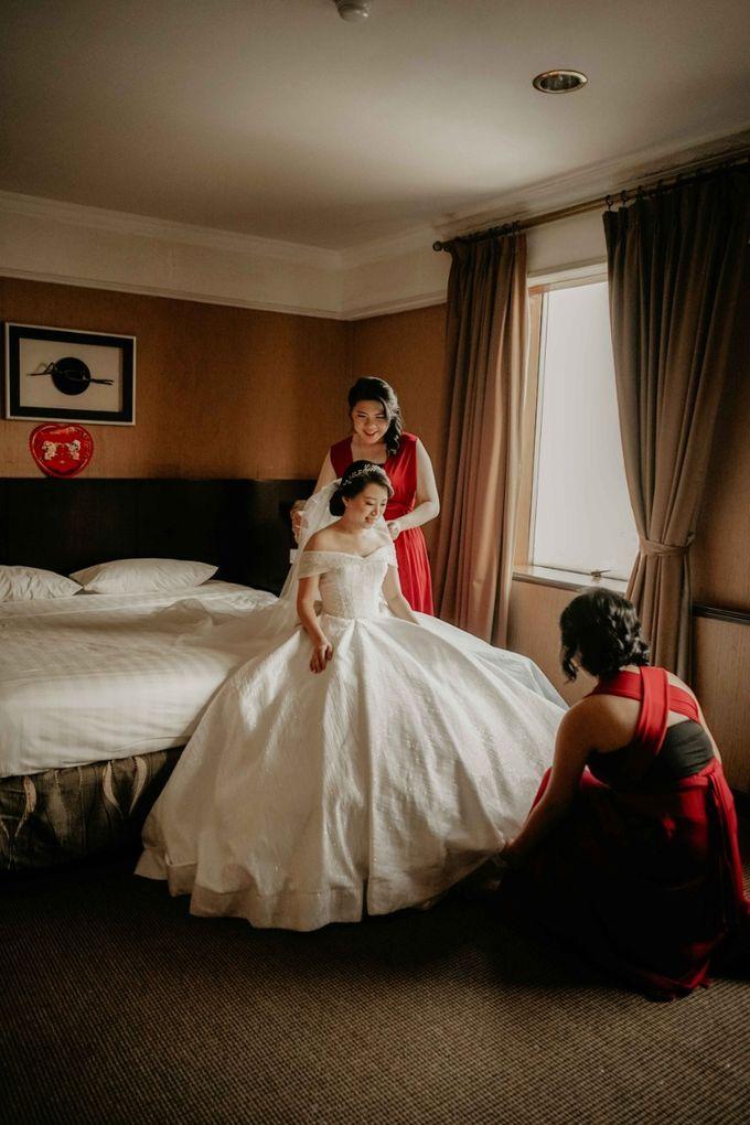 Yeyen & Bridesmaid by Phantasia Organizer - 004