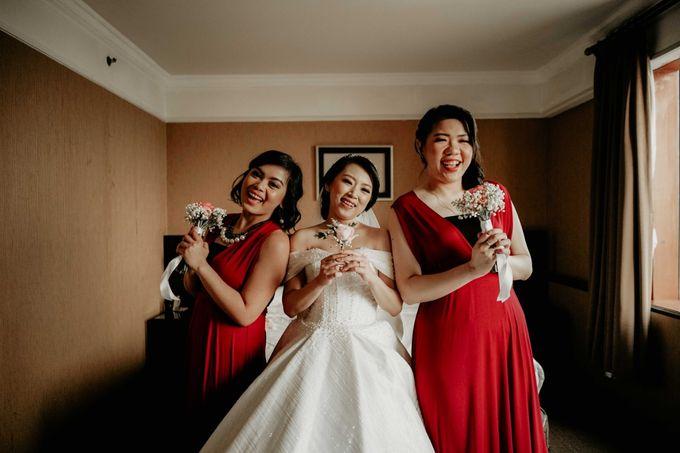 Yeyen & Bridesmaid by Phantasia Organizer - 006