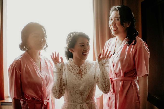 Yeyen & Bridesmaid by Phantasia Organizer - 005