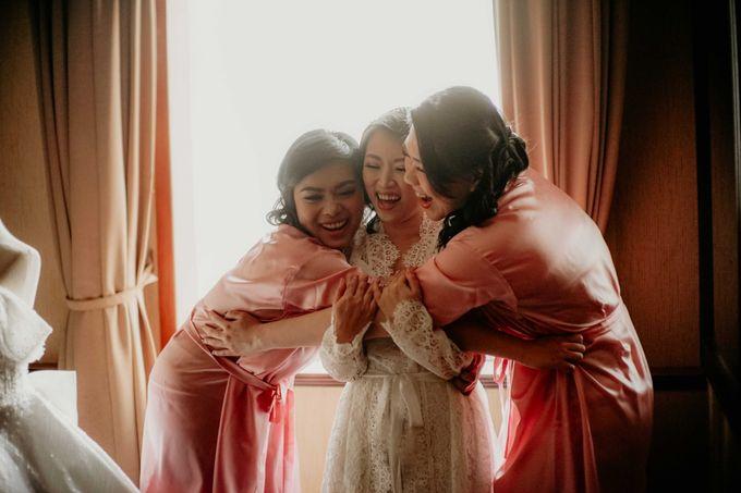 Yeyen & Bridesmaid by Phantasia Organizer - 002