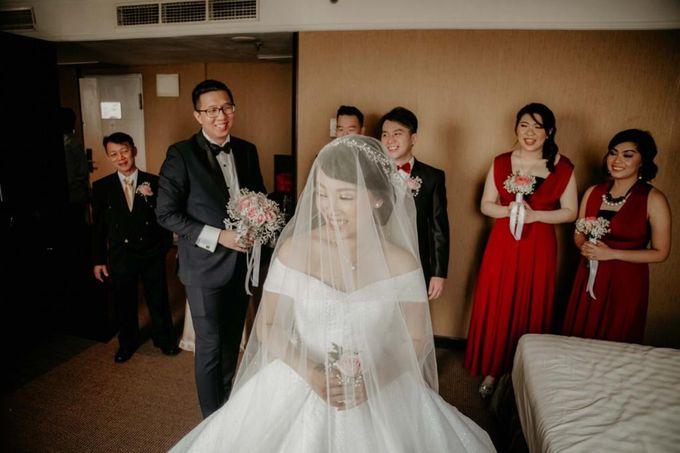 Kevin & Yeyen Wedding by Frisch Florist - 006