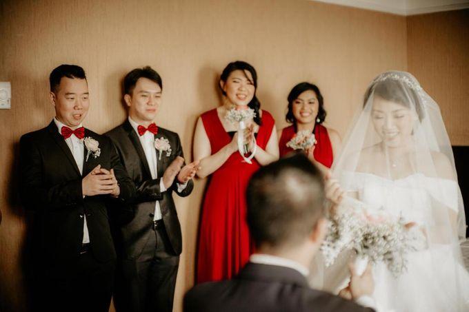 Kevin & Yeyen Wedding by Frisch Florist - 003