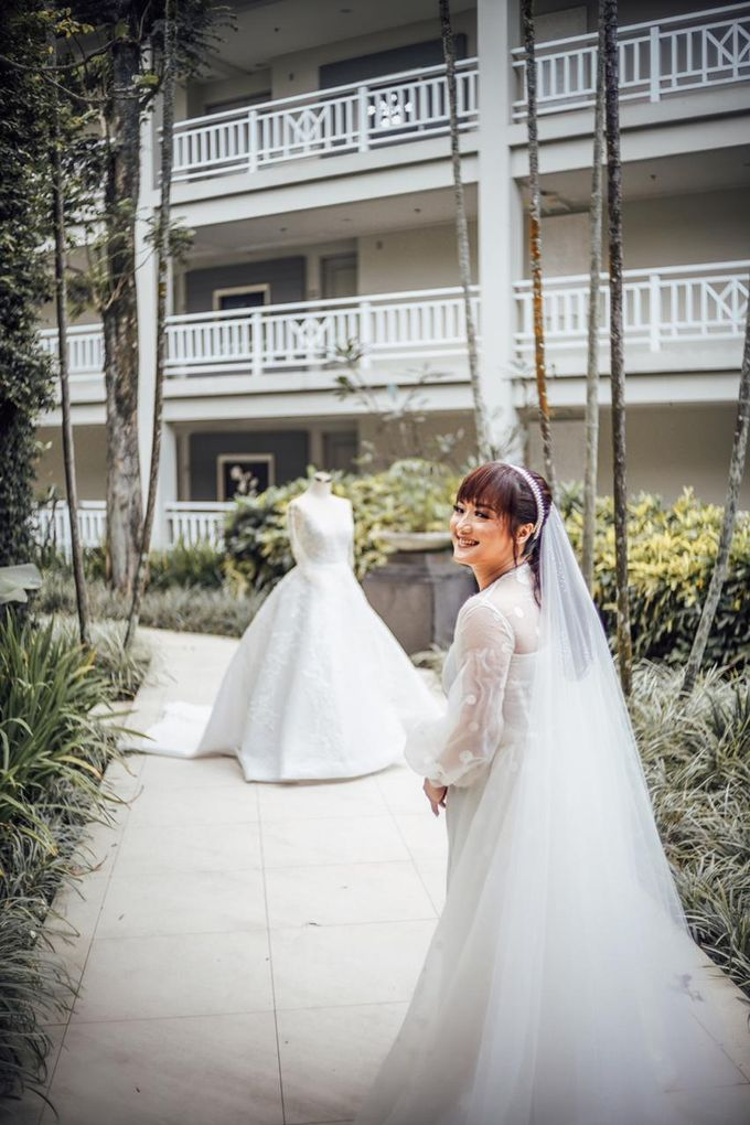 The Wedding Willy & Selvia 30 June 2019 by Sheraton Bandung Hotel & Towers - 004