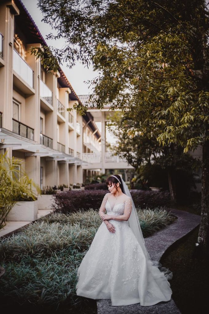 The Wedding Willy & Selvia 30 June 2019 by Sheraton Bandung Hotel & Towers - 003