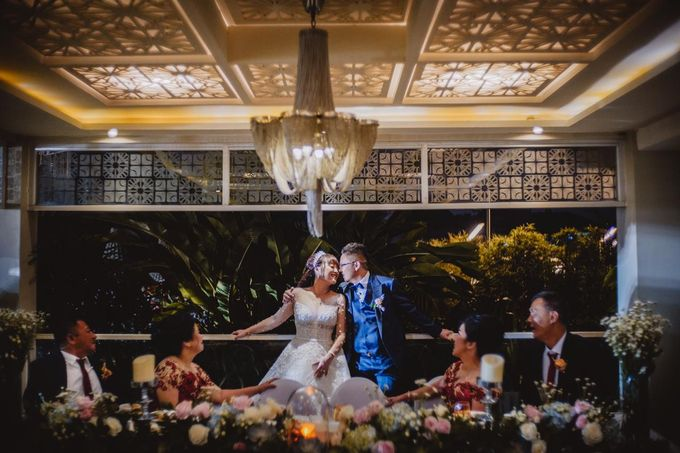 The Wedding Willy & Selvia 30 June 2019 by Sheraton Bandung Hotel & Towers - 010