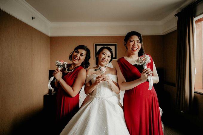 Kevin & Yeyen Wedding by Frisch Florist - 004