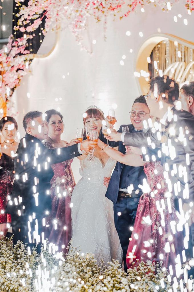 The Wedding Willy & Selvia 30 June 2019 by Sheraton Bandung Hotel & Towers - 011