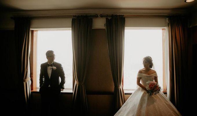 Kevin & Yeyen Wedding by Frisch Florist - 001
