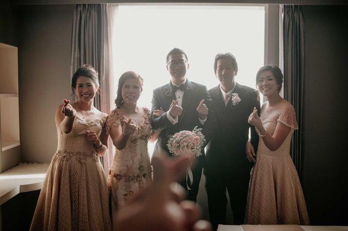 Kevin & Yeyen Wedding by Frisch Florist - 005