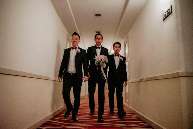 Kevin & Yeyen Wedding by Frisch Florist - 009