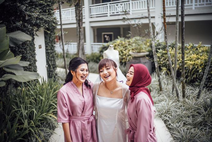 The Wedding Willy & Selvia 30 June 2019 by Sheraton Bandung Hotel & Towers - 007