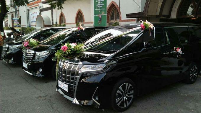 Wedding Car by Bali Alphard Rental - 008