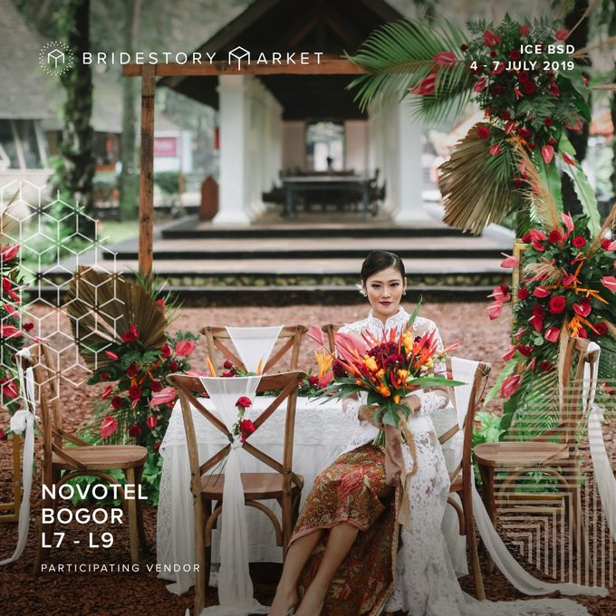 Bridestory Market 2019 by Novotel Bogor Golf Resort and Convention Centre - 005