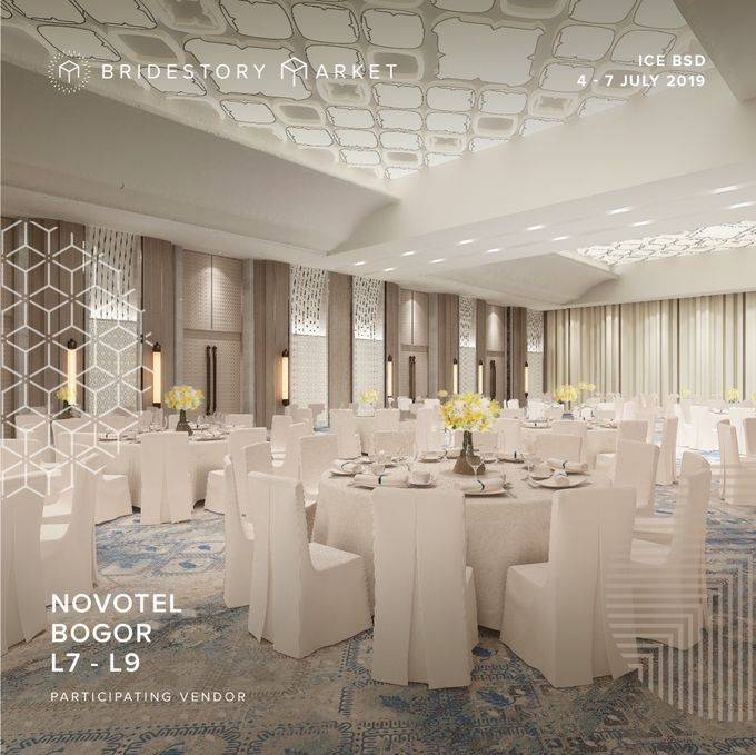 Bridestory Market 2019 by Novotel Bogor Golf Resort and Convention Centre - 003