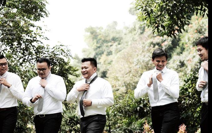 The Wedding Nico & Prissy by Gedong Putih - 014