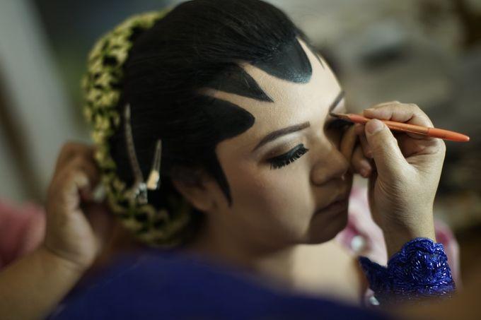 Acha Wedding by Arum Ndalu Sanggar Rias Pengantin - 001