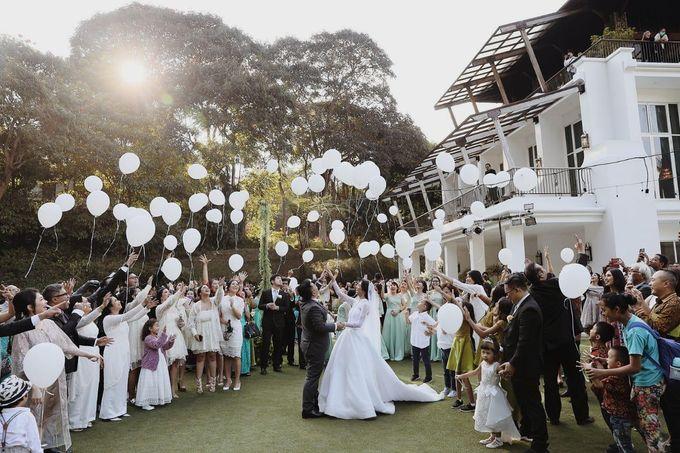 The Wedding Nico & Prissy by Gedong Putih - 021