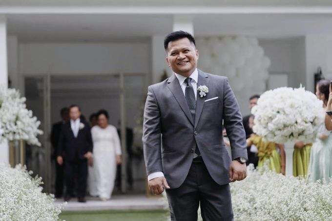 The Wedding Nico & Prissy by Gedong Putih - 010