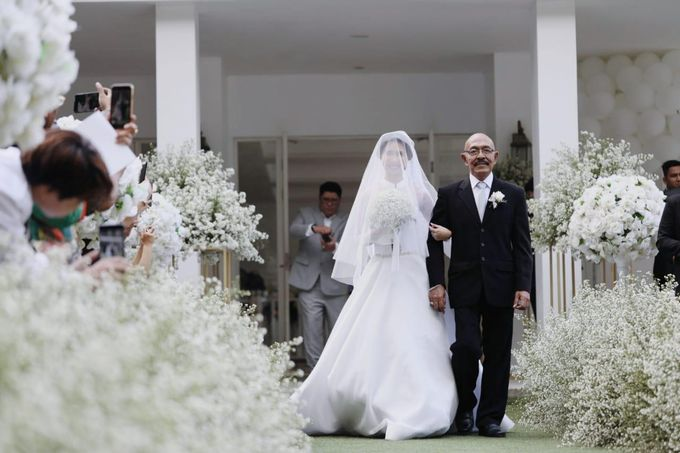 The Wedding Nico & Prissy by Gedong Putih - 003