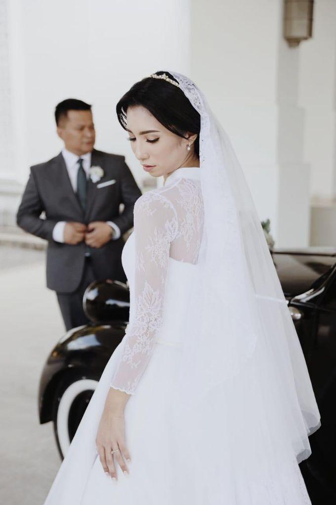 The Wedding Nico & Prissy by Gedong Putih - 002
