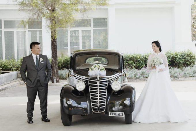 The Wedding Nico & Prissy by Gedong Putih - 005