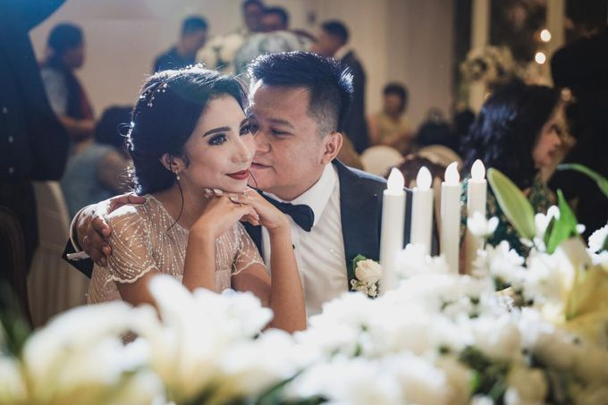 The Wedding Nico & Prissy by Gedong Putih - 013