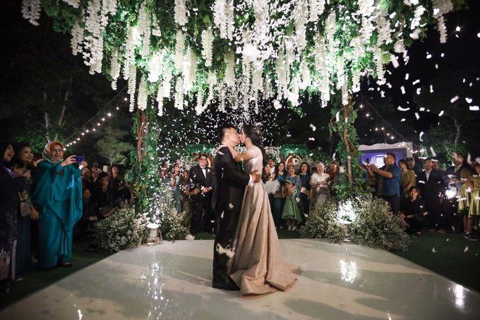 The Wedding Nico & Prissy by Gedong Putih - 009